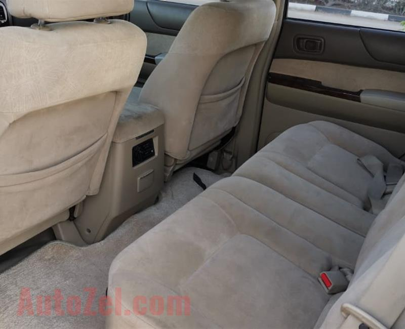 NISSAN PATROL SUPER SAFARI 4X4- MANUAL TRANSMISSION- SINGLE OWNER- CLEAN CAR