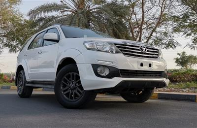 TOYOTA FORTUNER TRD V6- FULL OPTION- NO ACCIDENT