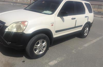 HONDA CRV Available for urgent Sale