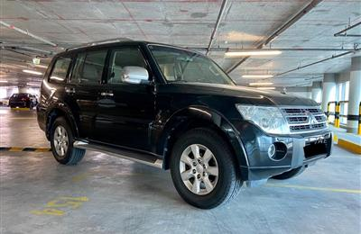 Mistubishi Pajero 2010 full option