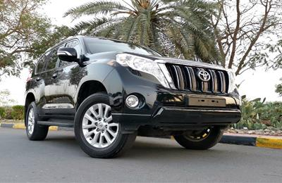 TOYOTA PRADO V6- FULL OPTION- FULL SERVICE HISTORY-...