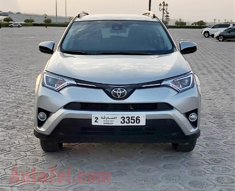 Toyota Rav4 in very good condition