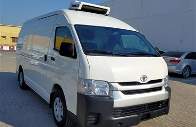 Toyota hiace 2015 chiller highroof