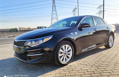 2017 Kia Optima top options