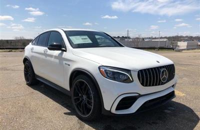 2018 Mercedes-Benz AMG GLC 63 4MATIC