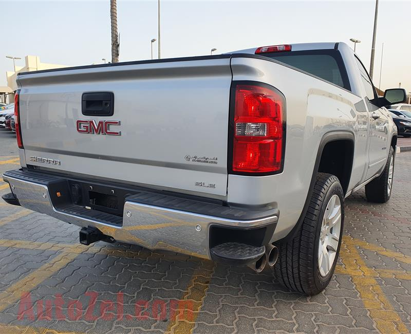 GMC SIERRA 2017 Gcc  good condition