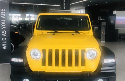 jeep wrangler sport plus 2Door