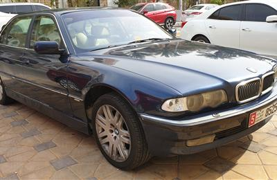 used BMW 740L 2001 in very good condition