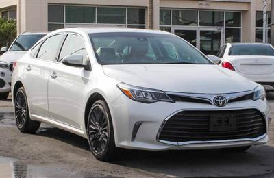 2018 Toyota Avalon available on sale