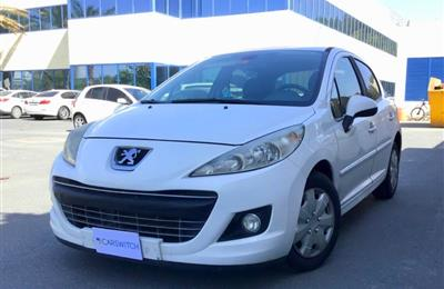 Used Peugeot 207 2012 in  mint condition