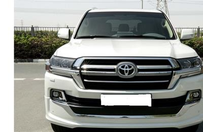 Toyota Land cruiser 2019 GCC