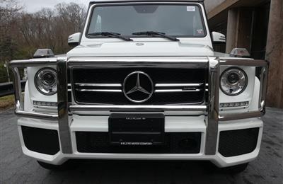 Very Neatly Used 2018 Mercedes Benz G63 AMG