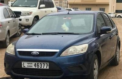 Ford Focus car in good condition and there is no...