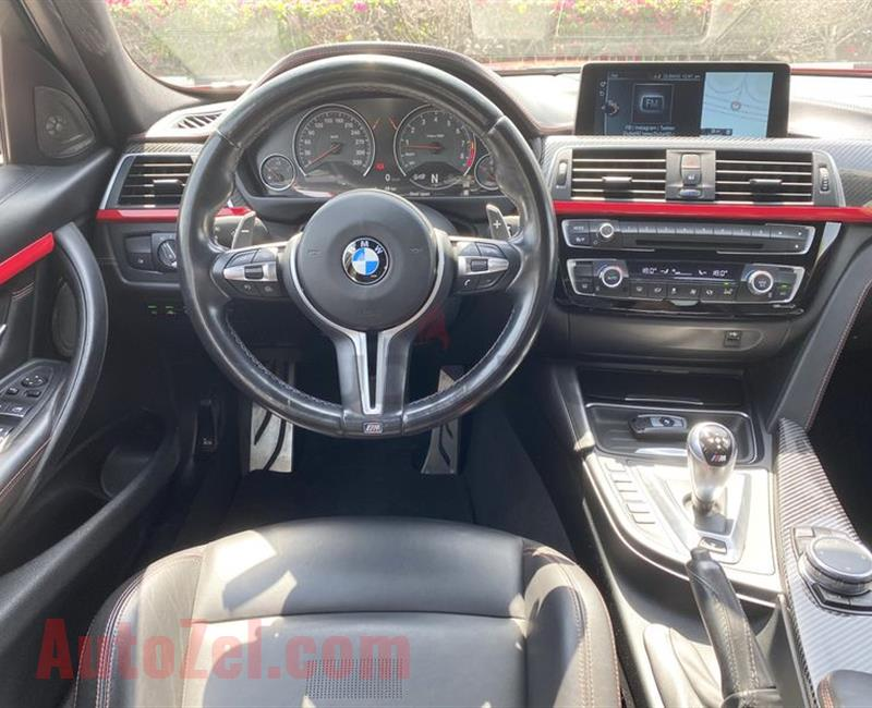 BMW M3 F80 COMPETITION PACKAGE