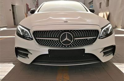 Mercedes E53AMG V6 model 2019 Germany