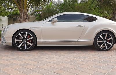Bentley Continental Gt SPEED Gcc specific 2016 Call...