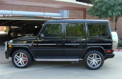 Mercedes-Benz G63 AMG 2014 in good and perfect condition
