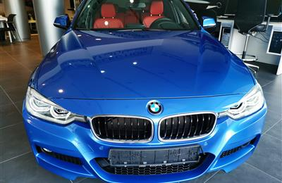BMW 330i MSport  0% Dawn payment
