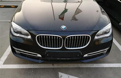 BMW 740li GCC 0% Dawn payment