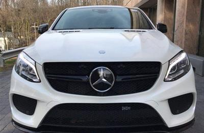 Mercedes-Benz GLE450 AMG 4MATIC 2016 In Good Condition