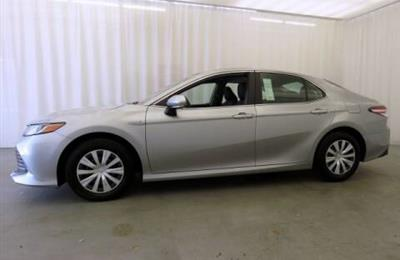 2020 Toyota Camry for auction sale