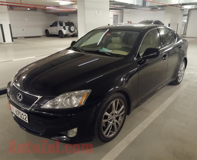 LEXUS IS250 2006 URGENT & GOING CHEAP @18999AED