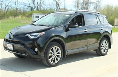 2017 Toyota RAV4 XLE Neatly Used