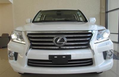 Very neatly used Lexus LX 570 2013 Full Option