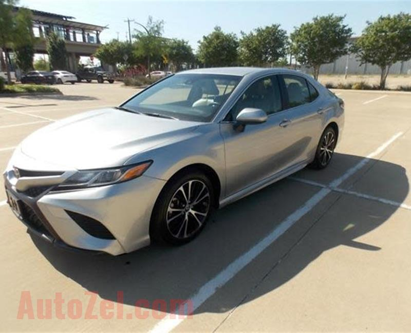 Neatly Used 2018 Toyota Camry SE In Good Condition