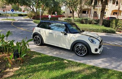 MINI Cooper S JCW 2018 GCC Full option