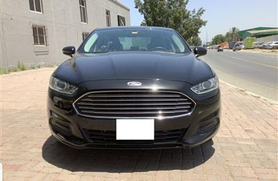 FORD FUSION - 0% DOWNPAYMENT & 615AED/ MONTH