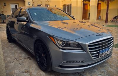 Hyundai Genesis 5.0L 2015 Grey V8 Royal Edition with...