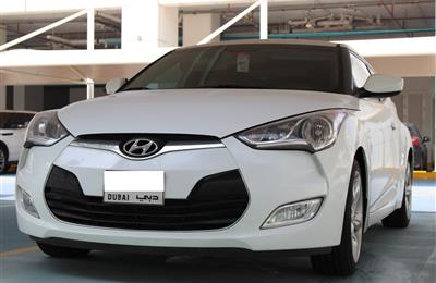 AMAZING Hyundai Veloster 2014 Model!!