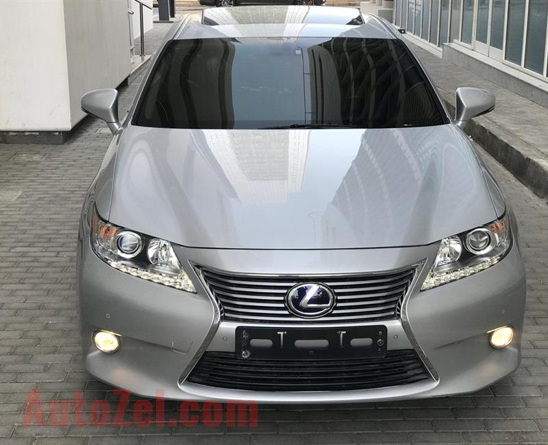 lexus ES 300 hybrid japan imported
