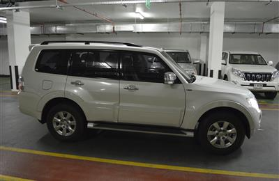 2014 Mitsubishi Pajero GLS Platinum 3.5 V6 for sale