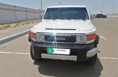 FJ CRUISER 2009 FULL OPTION