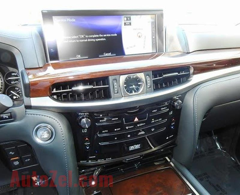 Neatly Used Lexus LX 570 2019