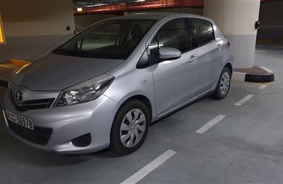 Toyota Yaris 2013 Hatch Back 1.5L done 44,500km in perfect...