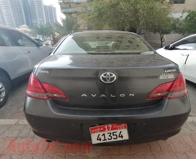 Toyota Avalon 2008 Limited
