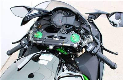 2015 Kawasaki Ninja h2 available