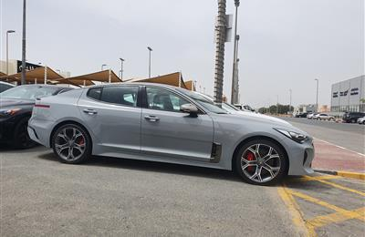 Kia STINGER 2018 Gcc V6  full options