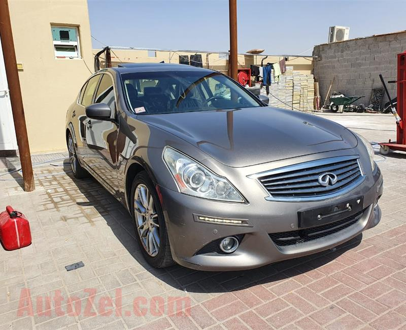 Super clean G37 infinity for sale