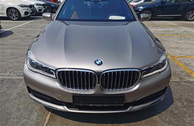 BMW 730Li 2019 with 0% down payment