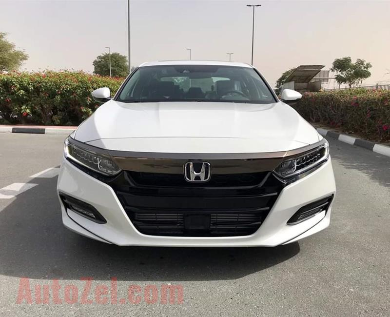 2019 Honda Accord for sale in good condition