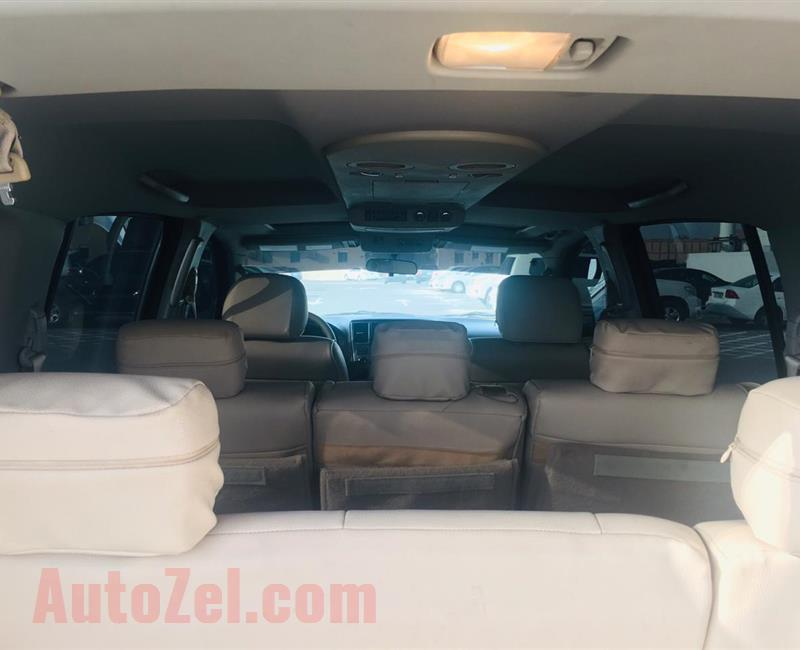 Nissan Armada 2011 Sale in Dubai
