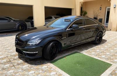 @2348 Monthly 2013 CLS 550 AMG original 63 Kit Full specs...