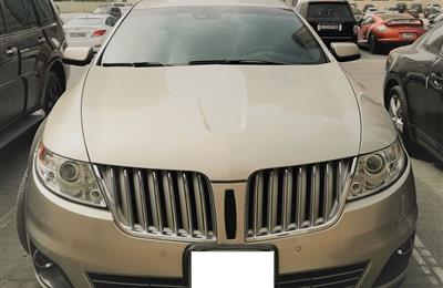 Luxury  Car Lincoln MKS Fully Loaded