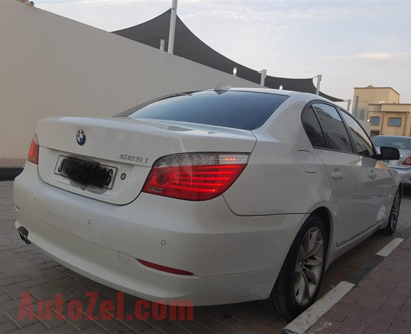 BMW 523i for quick sale, Leaving country.