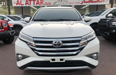 Toyota Rush 2019 1.5L - Seven Seater - Xenon Lights - Rear...