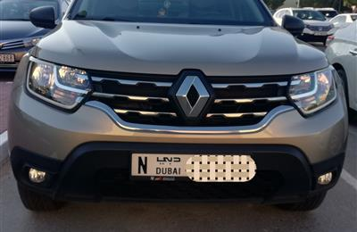 Renault Duster 2019 PE 4X2 Excellent condition